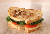 Sandwiches 101 / Check out these recipes and we'll show you some stuff they don't teach you in school. Lesson 1: How to make your sandwich stand tall.