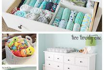 baby/toddler organisation