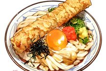 rysunki food