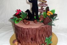 cake ideas for hunters