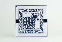 Greek Temple & English Picnic Layering Die Set / Our brand new Large Layering dies Greek Tample & English Picnic die sets.