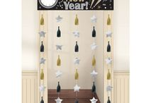 New years deco