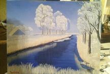 Winter wonderland! / by Tori Juel