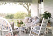 Porches / by Samantha