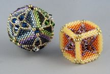 Beaded Beads / by Cindy Murphy Smith