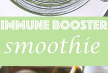 Smoothies and Veg juices