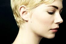 pixie cuts & bobs / short hair / by Constance Snow