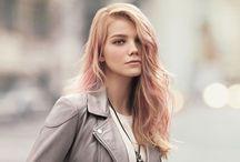 pink^hair