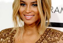 Our celeb faves / Celebs we love. Fave hairstyles and fashion looks!
