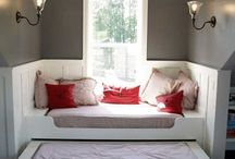 Upstairs Window Bed