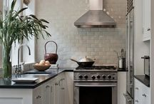 Kitchen - small spaces
