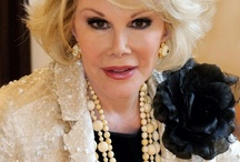 In Memory of Joan Rivers / She was an amazing beautiful lady