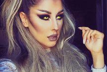 Make Up Wolf Woman