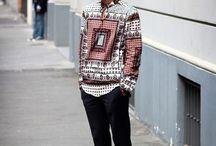 Man clothes/footwear