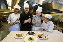 Hotelli-, ravintola- ja catering-ala / Hotelli-, ravintola- ja catering-alalta valmistuu keittöin ja salin ammattilaisia, kokkeja ja tarjoilijoita