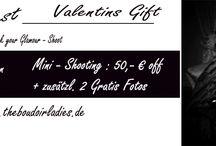Veranstaltung 2015 / #Valentinstag#Glamour#Shooting#Geschenkidee