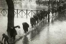 crues de Seine Paris / by PATRICK LAMOTHE