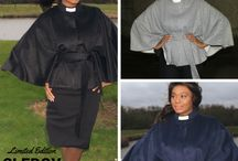 Women of God clothing / All clergy dresses and blouses