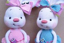chrochet toys