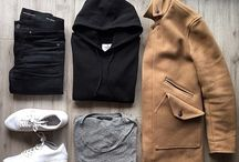 Outfit Grids / by Nate Terrin