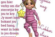 Afrikaans Good Morning