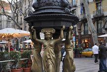 Travel, Spain, Barcelona