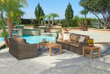 Patio Decor Inspiration / Be inspired by these beautiful designs and layouts to make your outdoor patio furniture setup something to remember.