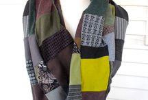 палантины, ссуды и шарфы