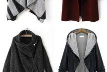 осень-зима одежда