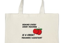 Teaching Assistants  / by Gretchen Andes