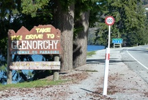 Road trip to Glenorchy