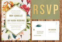 Invitations / Invitation design inspiration