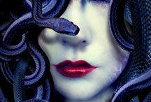 Medusa, Mercury & Snakes