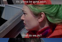 Celluloid / Probably a lot of Eternal Sunshine quotes. / by Dusty Knapp