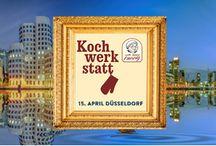Tante Fanny Düsseldorf / Tante Fanny Kochwerkstatt im Victorinox Flagship Store in Düsseldorf am 15. April 2016