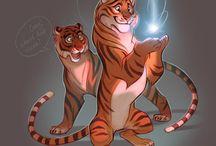 Tiger tygrysy