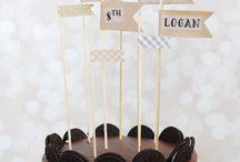Birthday Cakes / by Kelly Cobb