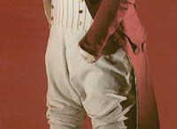 1900th century clothing