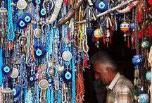 Bazary= flea ,fresh / To co spotykamy na ulicach świata