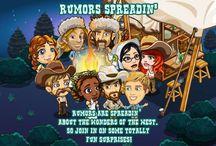 Spreadin' Rumors / Spreadin' Rumors Pioneer Trail