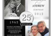 25th wedding