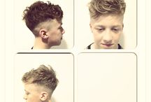 Hair / A few things from work .. Styles , cuts anything along those lines ...