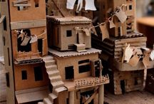 Huizen Knutselen