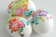 Happy Easter / Easter designs we love!