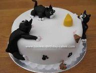 Wedding cakes for Roz / Cake inspiration