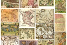 Maps / A place for rare and classic maps.  / by Tom Bibiyan