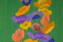 fibre art weaving