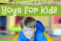 yoga para niñosç