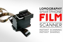 The Lomography Smartphone Film Scanner / The Smartphone Film Scanner Offers You a New Way to Instantly Scan and Share 35mm Films Using Your Smartphone. This little gadget offers you an insanely simple way to scan, edit, print and share all your 35mm films. Get your own scanner here: http://shop.lomography.com/smartphone-scanner