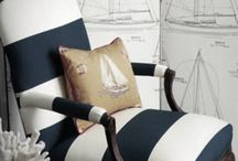 nautical / because its timeless and classic and who doesn't love the seaside.